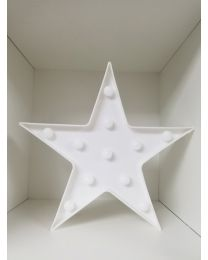 Star shaped LED Light