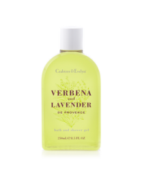 VERBENA & LAVENDER BATH & SHOWER GEL 250ML