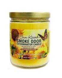 Smoke Odor Exterminator Candle - Sun Kissed