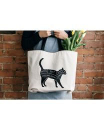 Cat & Dog Petting Eco-tote