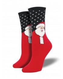 Socksmith Ladies Socks - Jolly Claus